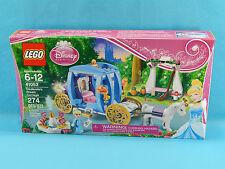 Lego Disney Princess 41053 Cinderella's Dream Carriage 274pcs New Sealed 2014