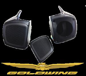 Honda-Gold-Wing-1800-Rear-music-upgrade-Goldwing-2001-2017-Speaker-box