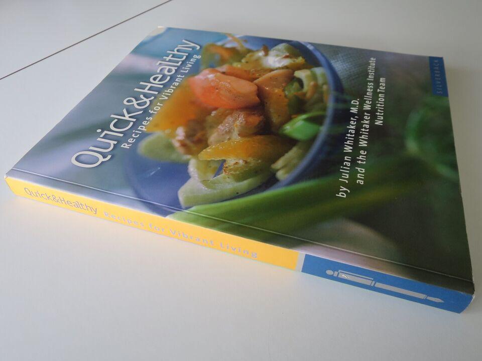 Z - Quick & Healthy - Recipes for Vibrant Living, Julian