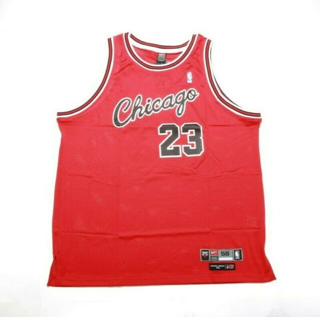 new concept 5ad6c 3b09e VINTAGE NIKE 2004 MICHAEL JORDAN JERSEY 00011728X23R CHICAGO BULLS (MSRP:  $140)