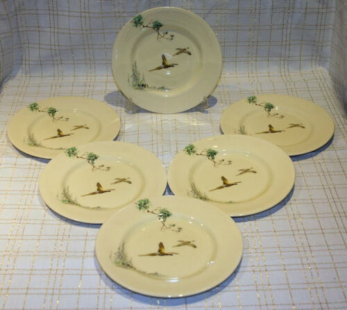 Royal Doulton The Coppice #D5803; Salad Plates; up to 5 avail; Very good cond'n!