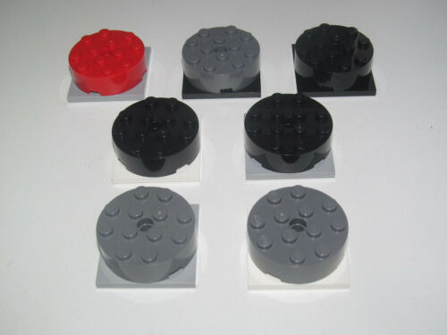 Lego ® Brique Tournante Brick Turntable 4x4 Choose Color 61485+87081