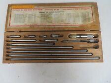 Starrett Model 832f 1 12 32001 Inside Micrometer Set On43