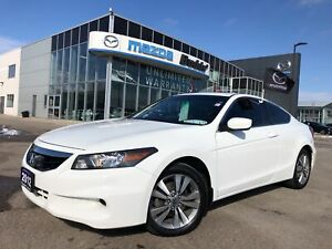 2012 Honda Accord Coupe CPE EX-L NAVI AT