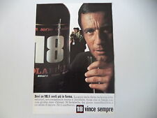advertising Pubblicità 1965 AMARO 18 ISOLABELLA
