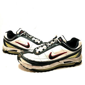 Vintage-NIKE-Max-Air-Running-Shoes-Men-039-s-Size-14-317442-101-M-274
