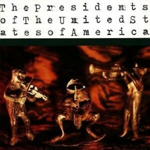 The-Presidents-Of-The-United-States-Of-America-CD