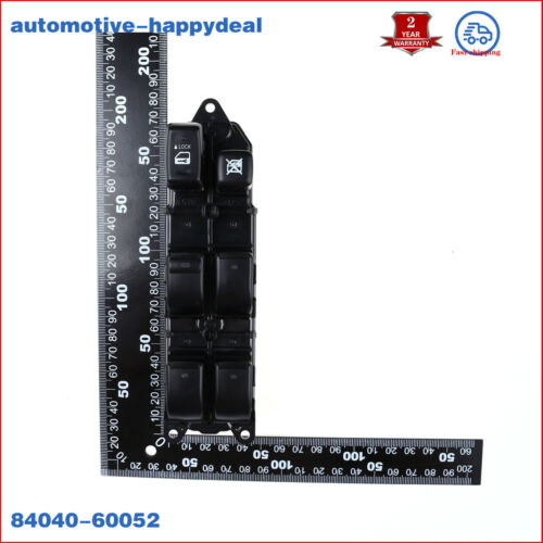 Commande leve vitre Interrupteur Pour Toyota land cruiser lexus prado 8404060052