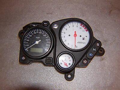 Honda VTR 1000 Bj. 98 Instrumente cockpit Tachometer tacho speedo