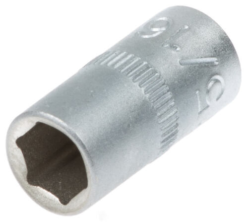 "Steckschlüssel Maß Größe 5//16 Zoll Werkzeug Steck Nuss 1//4/"" zöllig Kfz Sechskant"