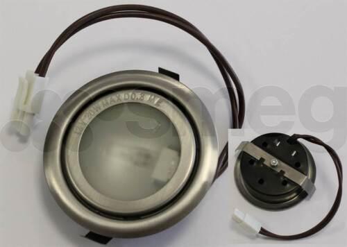 FARETTO LUCE ALOGENA COMPLETO ORIGINALE PER CAPPA SMEG KSEG55X CODICE  824610761