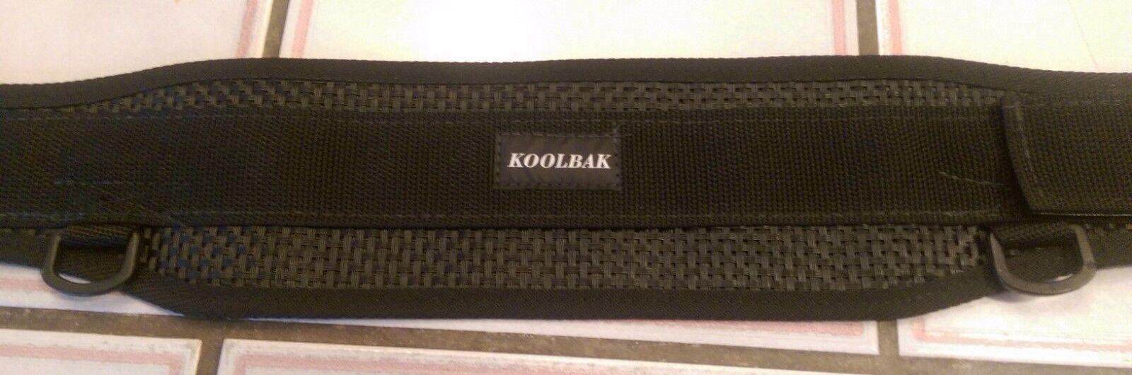 KoolBak Wader Belt for flyfishing fly fishing FREE SH