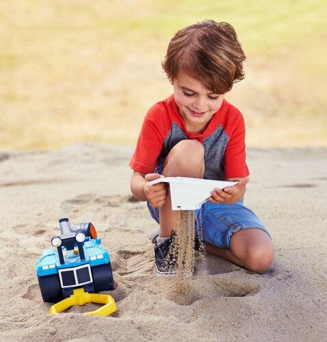 Matchbox Mattel Real Metal Detector Treasure Hunt Dump Truck Kids Toy Lorry