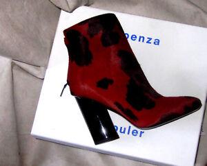 Leopard Superbes Animal Boots Proenza bottines Print Schouler EExZ1q8wr