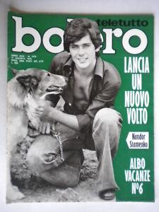 Bolero-1476-Nandor-Stamenko-Maria-Giovanna-Elmi-Renato-Carosone-Taylor-Berger