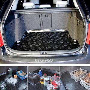 Kofferraumwanne mit Anti-Rutsch für VW CC ab 2012
