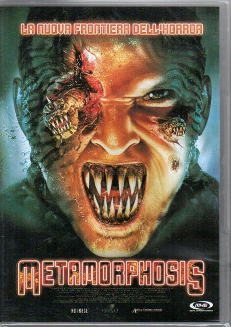 DVD NEW - METAMORPHOSIS