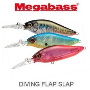 Wobbler Megabass DIVING FLAPSLAP