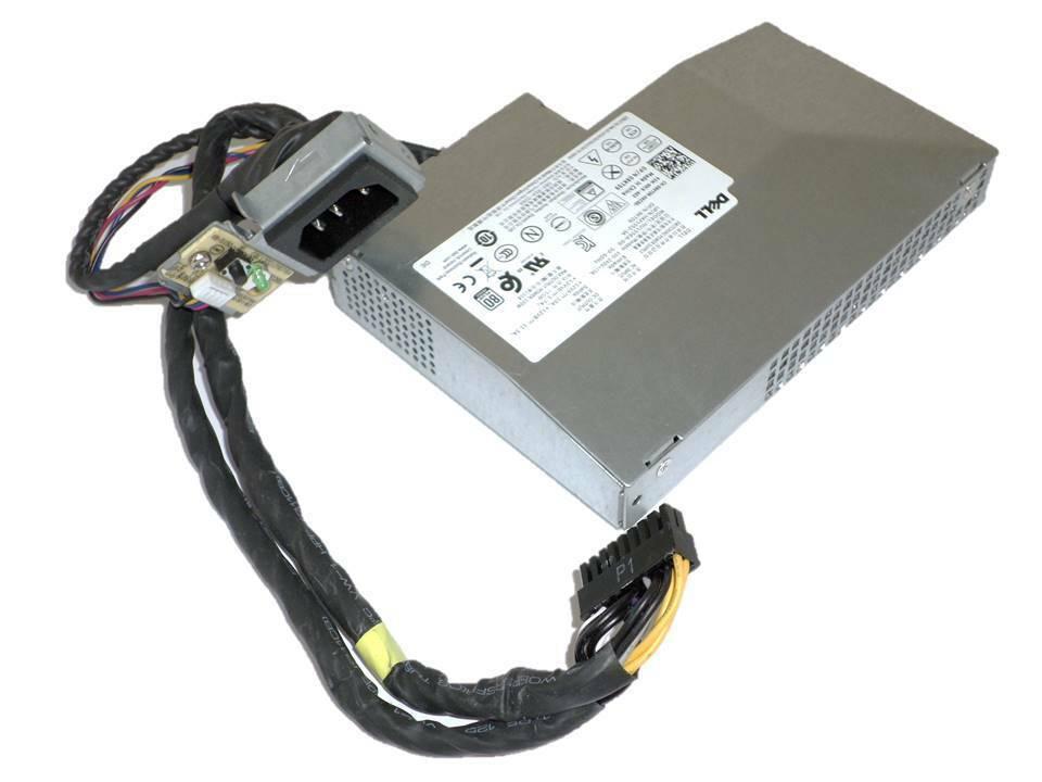 Genuine Dell Optiplex 3440 7440 AIO 155W HU155EA-00 Power Supply 8KT09 08KT09