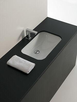 Lavabo Sous Plan Salle De Bain Lave Mains Modele Nettuno En