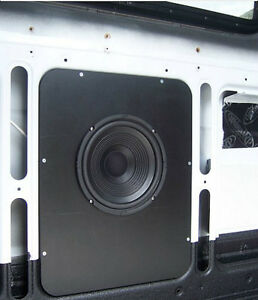 Subwoofer-mounting-panel-for-NCV3-and-VS30-Sprinter-Van