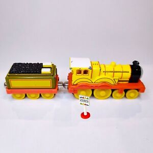 Thomas Take N Play Molly Yellow Train Engine with Tender Die Cast Lot 2006