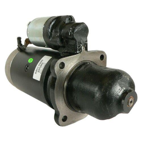 New Starter Bosch 0-001-367-062 /& Intl Harvester 107358C91 0-001-367-062 19803