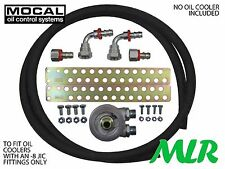 MAZDA MX5 MK1-3 EUNOS ROADSTER MOCAL AN -8 JIC OIL COOLER FITTING KIT ZO-8-M20
