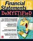 Financial Statements Demystified: A Self-Teaching Guide by Christie Johnson, Bonita Kramer (Paperback, 2009)