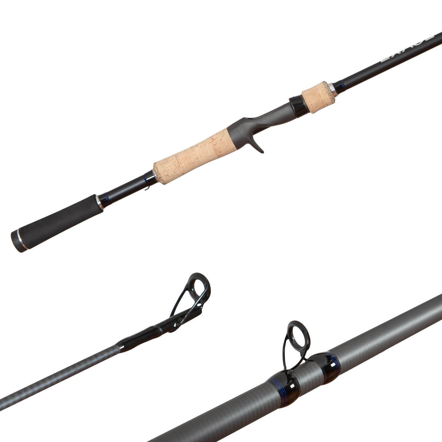 Shimano Exage Casting 6'10  Med Heavy 1-Piece Rod  XAC610MH - FREE SHIPPING -  comfortable