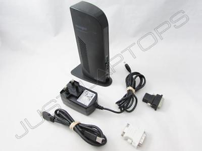 Kensington USB Mini Dock with Ethernet lan minidock powered k33929eu