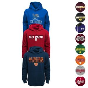NCAA-Team-Primary-Logo-Performance-Pullover-Hoodie-Collection-Youth-S-XL