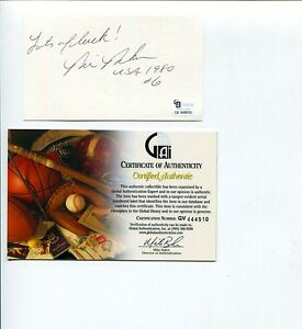 Bill-Baker-1980-USA-Olympic-Gold-Hockey-Miracle-on-Ice-Signed-Autograph-COA