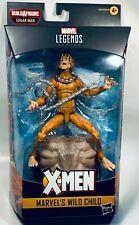 Marvel Legends X-men Age of Apocalypse Wild Child 6in Figure BAF Sugar Man