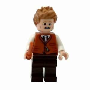 Minifigure /& Wand ONLY NEW AUTHENTIC LEGO Dimensions Newt Scamander 71253