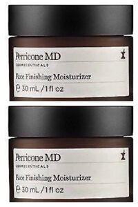 2-Perricone-MD-Face-Finishing-Moisturizer-1oz-Each-2-oz-Total-NO-Box-TRAVEL-SZ