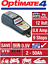 OPTIMATE-4-doble-cargador-de-ahorro-de-bateria-12V-de-programa-probador-y-mantenedor-Nuevo-Fd miniatura 2