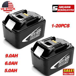 18V-9-0AH-Battery-For-Makita-LXT400-BL1850B-BL1830B-BL1860B-Lithium-Ion-Cordless