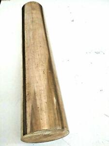 Brass-solid-round-rod-12-034-long-3-4-034-c360-new-lathe-bar-stock-750-034-1-2-hard