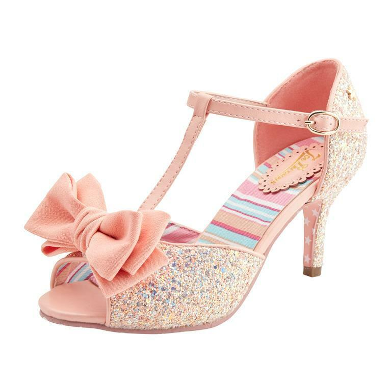 Ladies Ladies Ladies Joe Browns Couture Sugar Spice shoes Boots Vintage Quirky Retro Sizes 4-8 ed986f