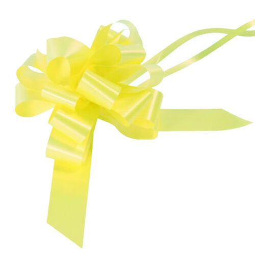 Pull Bows Decorations Cars Gift Present Gift Wrap Party Birthday Wedding Florist