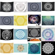 Mandala Tapestry Polyester Wall Hanging Carpet Rug Picnic Travel Beach Yoga Mat