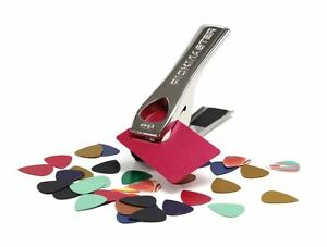 Pickmaster-Plectrum-Punch-Maker-Cutter-Design-amp-Make-Guitar-Pick-Plectrums