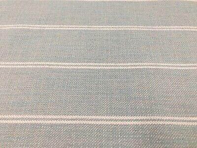 Devon Stars Duckegg Cotton Curtain//Craft Fabric