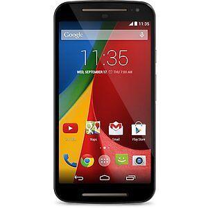 Motorola Moto G 2nd Gen Unlocked Smartphone