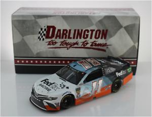 NASCAR-2019-DENNY-HAMLIN-11-DARLINGTON-FEDEX-RACING-1-24-CAR-IN-STOCK-NOW