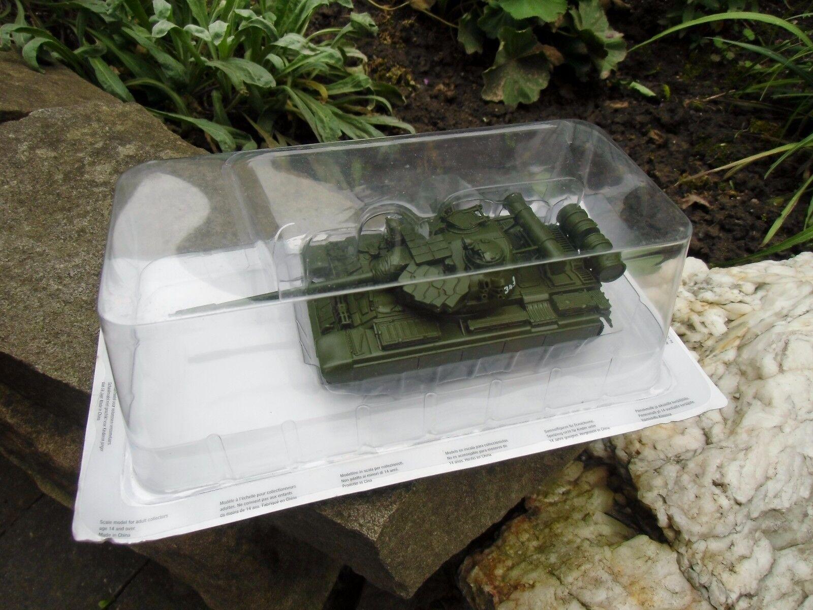 007 james bond - tank t-55 - Goldeneye - 1  50 boxed modell besonders selten.
