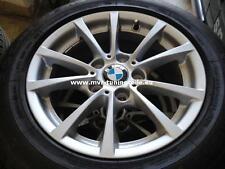 Original BMW 3er F30 F31 4er 16 Zoll Alufelgen V Speiche 390 7x16 ET31 gebraucht