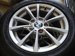 Original-BMW-3er-F30-F31-4er-16-Zoll-Alufelgen-V-Speiche-390-7x16-ET31-gebraucht