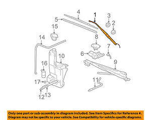 GM Oem Wiper Washerwindshieldwiper Arm Left 15829648 Ebay. Is Loading GMoemwiperwasherwindshieldwiperarmleft. Chevrolet. 1997 Chevrolet Suburban Windshield Washers Systems Diagrams At Scoala.co